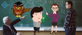 Öğretmenlere özel krediler