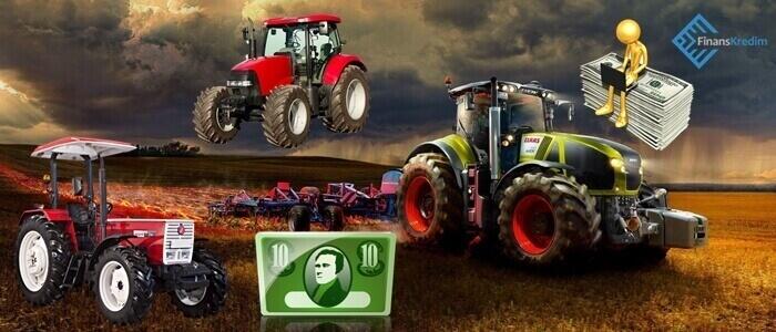 Traktör Kredisi Nasıl Alınır?