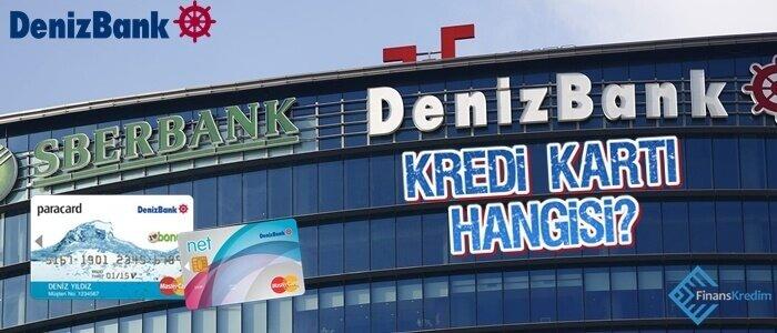 Denizbank Kredi Kartı Hangisi?