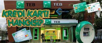 Türk Ekonomi Bankası Kredi Kartı Hangisi?