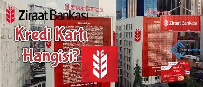 Ziraat Bankası Kredi Kartı Hangisi?